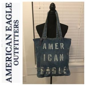 American Eagle Outfitters Bags - American Eagle 🦅 Tote